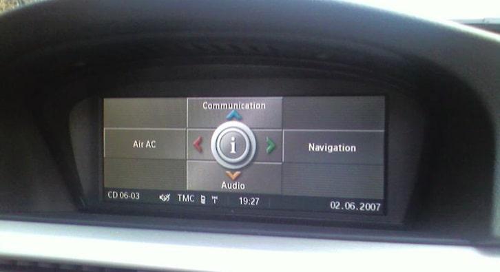 BMW - iDrive 1 Professionnel