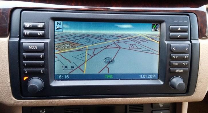 GPS de type MK3/4