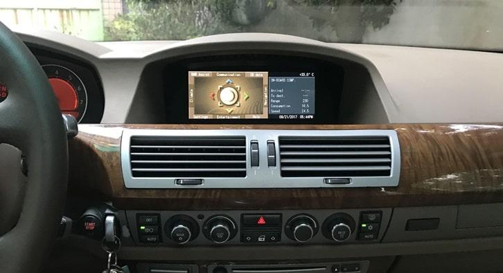 GPS MK4 Serie 7 (E65)